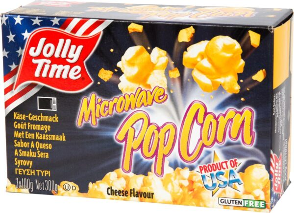 Popcorn Jolly Time Cheese