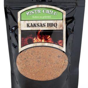 Mistr grilu Kansas BBQ 150 g - Gril-Zahrada.cz