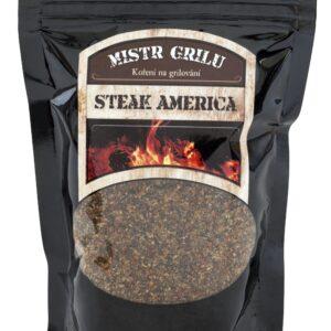 Mistr grilu Steak America 150 g - Gril-Zahrada.cz