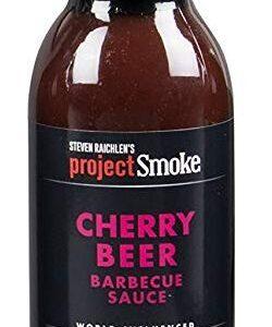 Steven Raichlen´s Project Smoke Cherry Beer Sauce