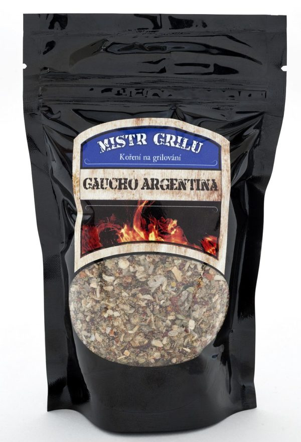 Mistr grilu Gaucho Argentina 150g - Gril-Zahrada.cz